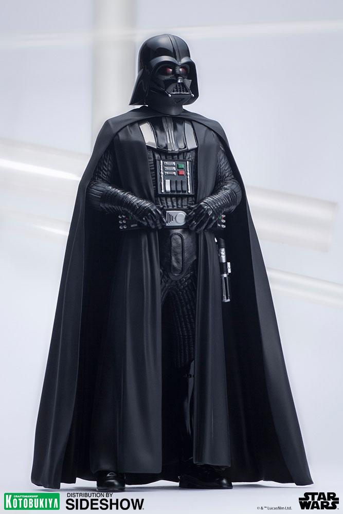 STAR WARS Episode IV: A NEW HOPE - Darth Vader 1.7 ARTFX Statue Darth-35