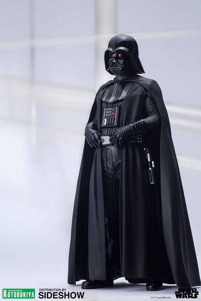 STAR WARS Episode IV: A NEW HOPE - Darth Vader 1.7 ARTFX Statue Darth-36
