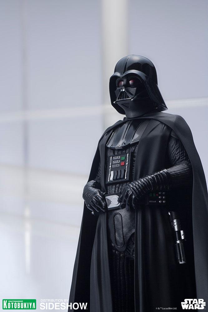 STAR WARS Episode IV: A NEW HOPE - Darth Vader 1.7 ARTFX Statue Darth-37