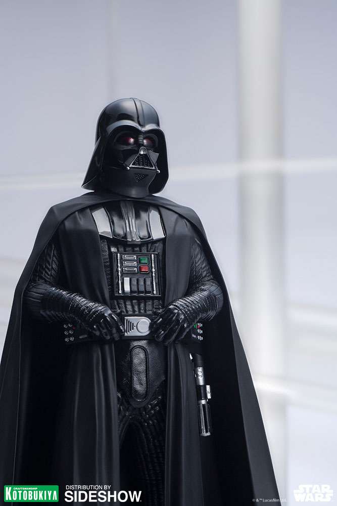 STAR WARS Episode IV: A NEW HOPE - Darth Vader 1.7 ARTFX Statue Darth-38