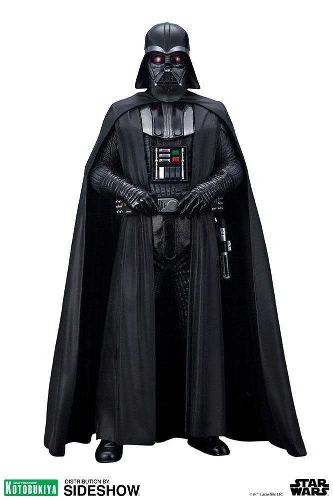 STAR WARS Episode IV: A NEW HOPE - Darth Vader 1.7 ARTFX Statue Darth-39