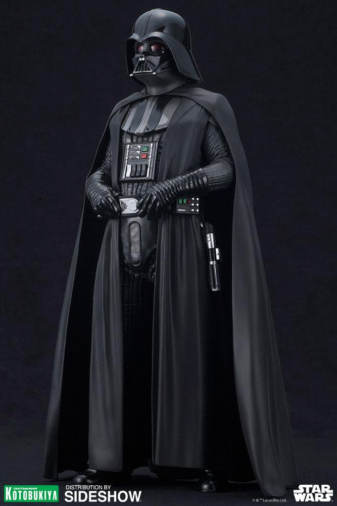 STAR WARS Episode IV: A NEW HOPE - Darth Vader 1.7 ARTFX Statue Darth-43