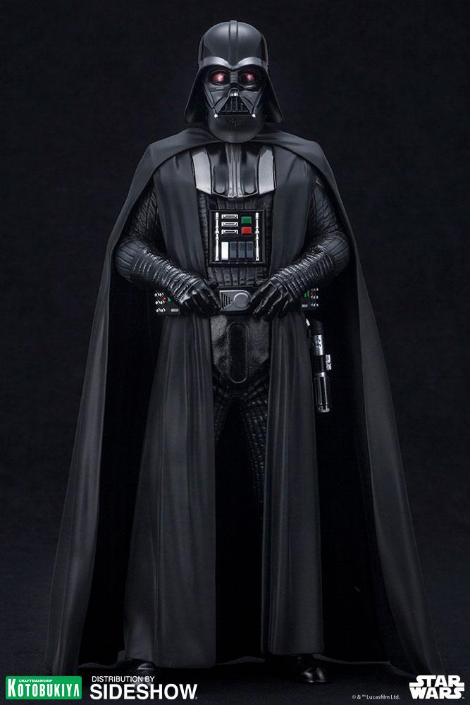 STAR WARS Episode IV: A NEW HOPE - Darth Vader 1.7 ARTFX Statue Darth-44