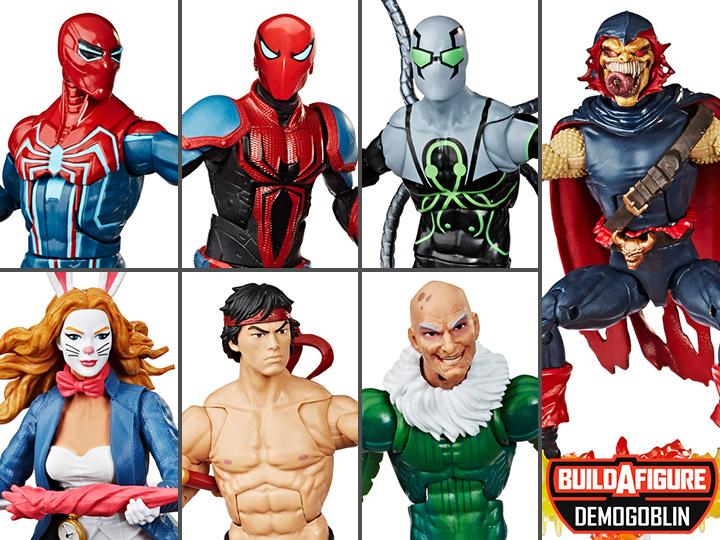 HASBRO : Marvel Legends - Spider-Man Demogoblin BAF - 2020 Demogo10