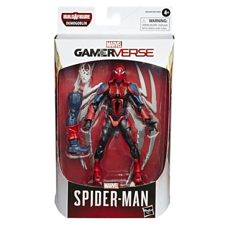 HASBRO : Marvel Legends - Spider-Man Demogoblin BAF - 2020 Demogo13