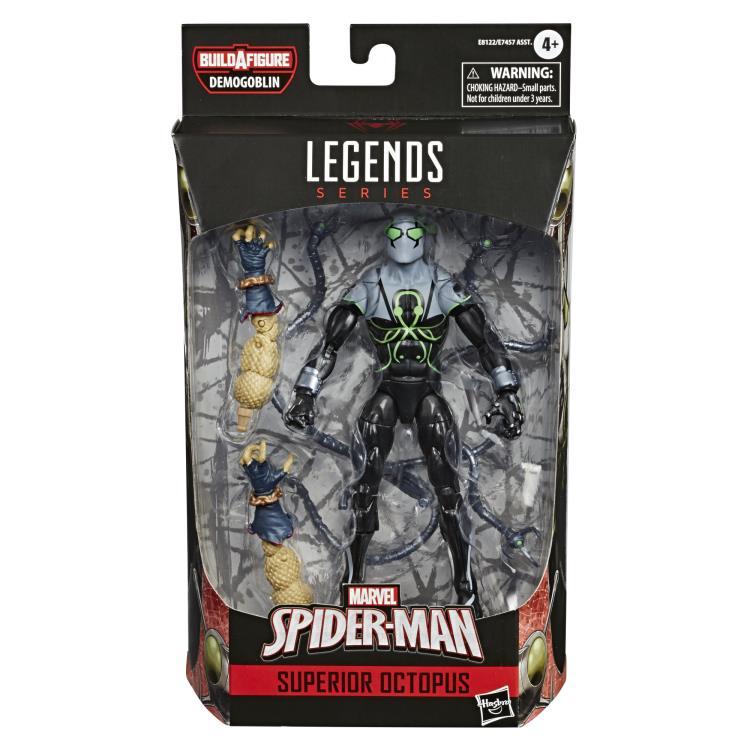HASBRO : Marvel Legends - Spider-Man Demogoblin BAF - 2020 Demogo15