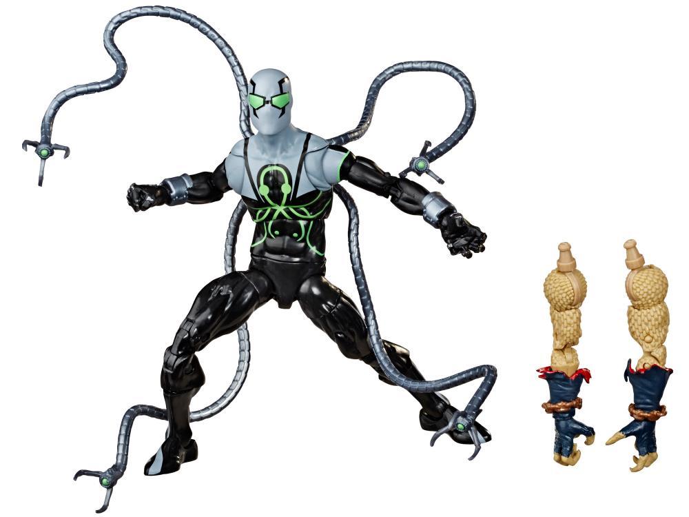 HASBRO : Marvel Legends - Spider-Man Demogoblin BAF - 2020 Demogo16