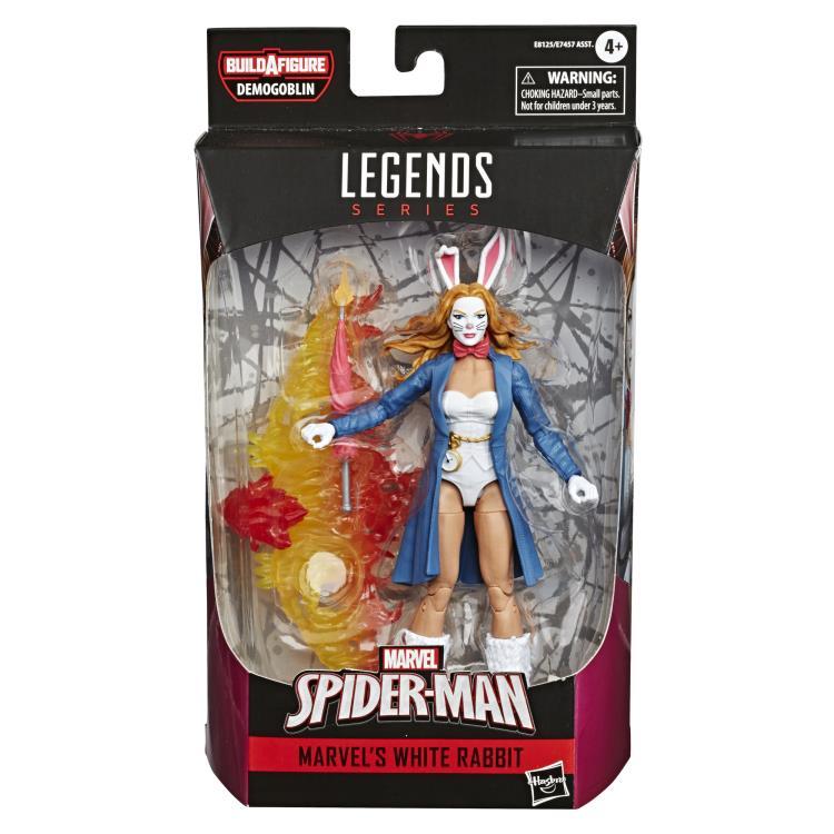 HASBRO : Marvel Legends - Spider-Man Demogoblin BAF - 2020 Demogo17