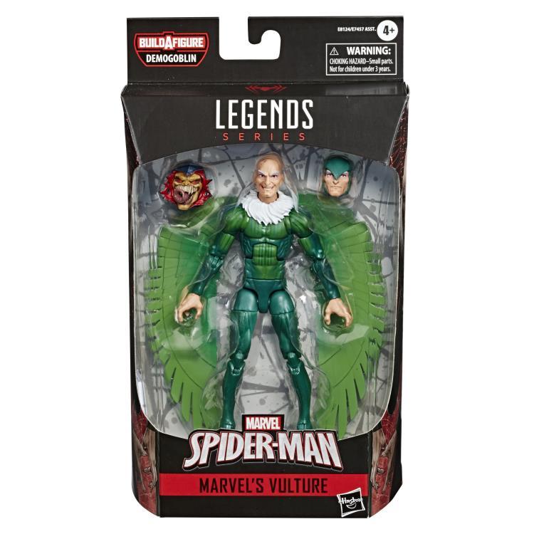HASBRO : Marvel Legends - Spider-Man Demogoblin BAF - 2020 Demogo21