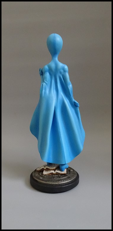 Destiny (Destinée) - statue - Nimajneb Destin15