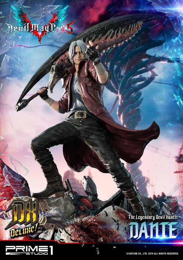 Devil May Cry 5 – Dante 1/4 Statue Devil_29