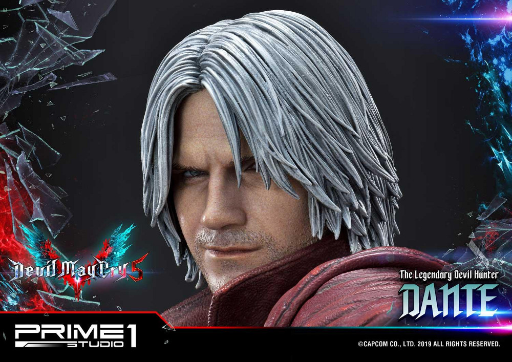 Devil May Cry 5 – Dante 1/4 Statue Devil_36