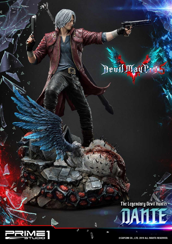 Devil May Cry 5 – Dante 1/4 Statue Devil_37