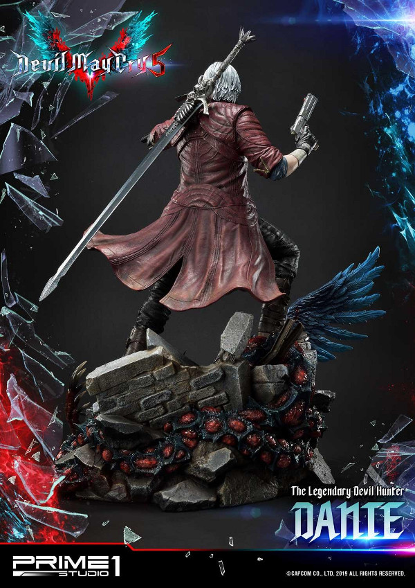 Devil May Cry 5 – Dante 1/4 Statue Devil_38