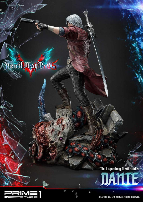 Devil May Cry 5 – Dante 1/4 Statue Devil_39