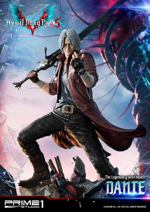 Devil May Cry 5 – Dante 1/4 Statue Devil_40