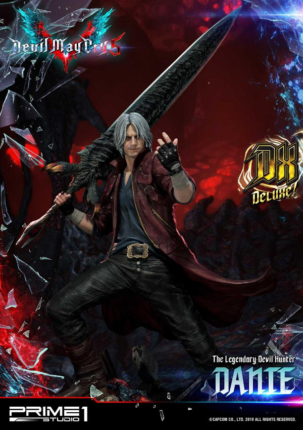 Devil May Cry 5 – Dante 1/4 Statue Devil_41