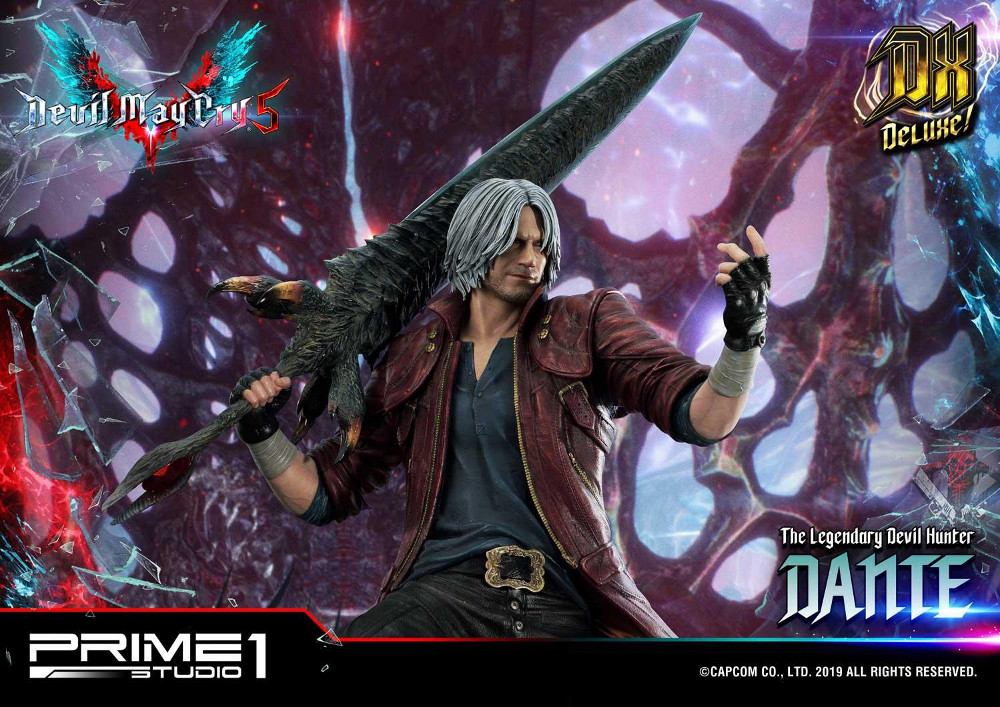 Devil May Cry 5 – Dante 1/4 Statue Devil_42