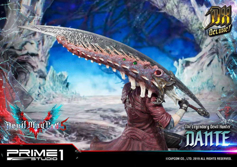 Devil May Cry 5 – Dante 1/4 Statue Devil_43