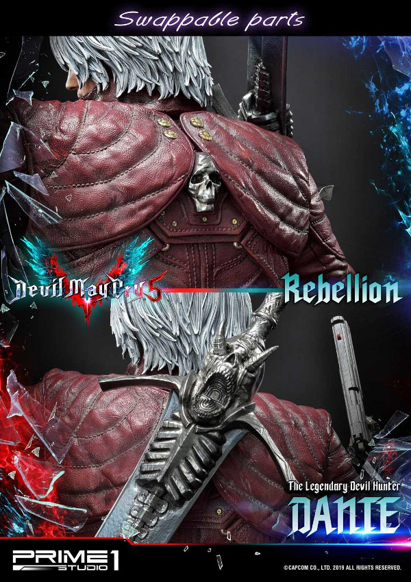 Devil May Cry 5 – Dante 1/4 Statue Devil_44