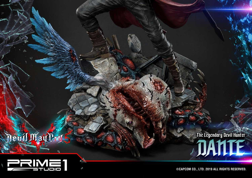 Devil May Cry 5 – Dante 1/4 Statue Devil_46