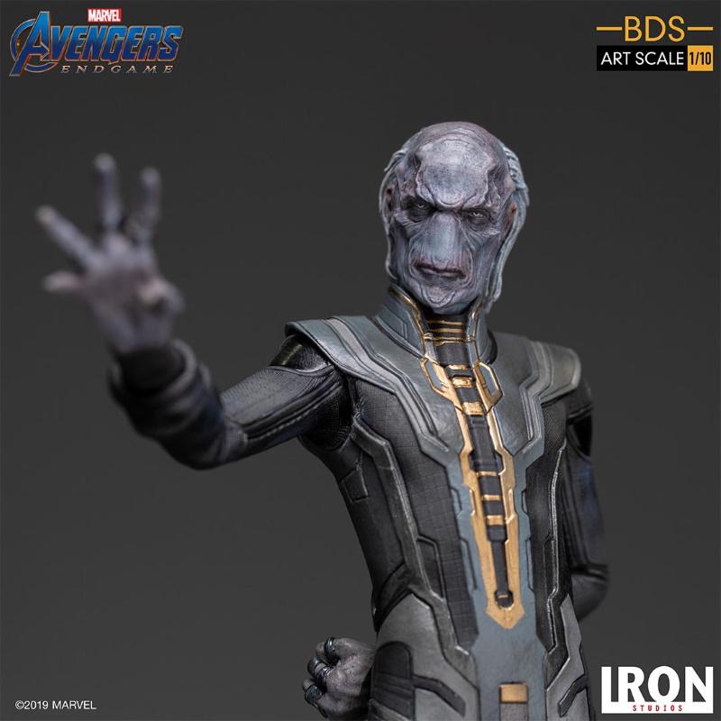 IRON STUDIOS : Avengers: Endgame - Ebony Maw Black Order BDS Art Scale 1/10  Ebony_14