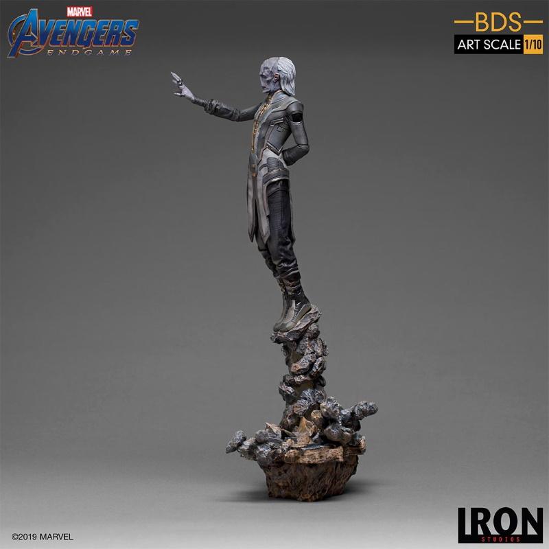 IRON STUDIOS : Avengers: Endgame - Ebony Maw Black Order BDS Art Scale 1/10  Ebony_15