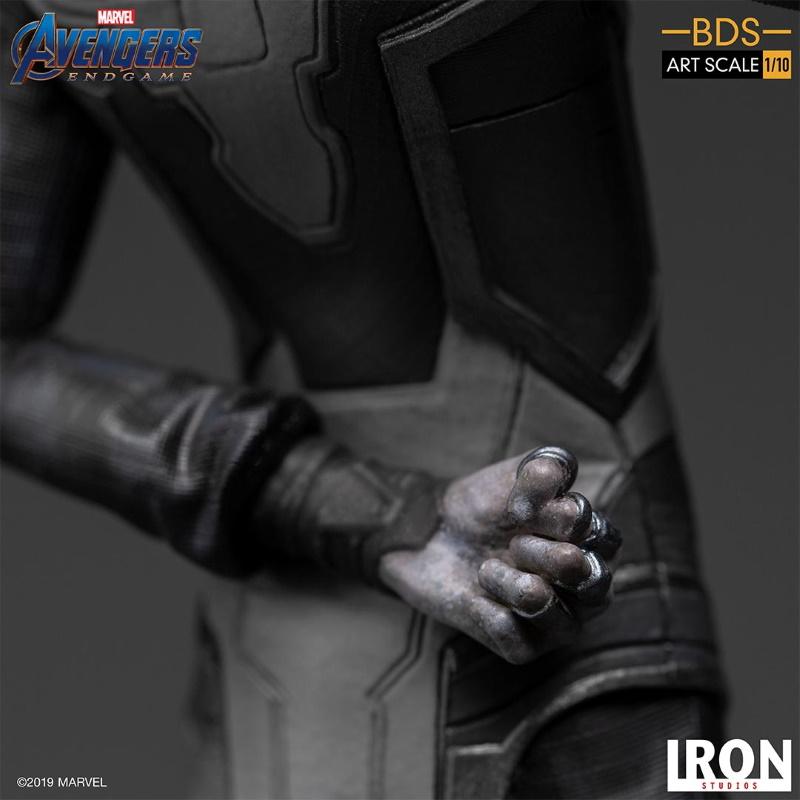 IRON STUDIOS : Avengers: Endgame - Ebony Maw Black Order BDS Art Scale 1/10  Ebony_17