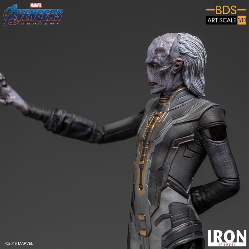 IRON STUDIOS : Avengers: Endgame - Ebony Maw Black Order BDS Art Scale 1/10  Ebony_19