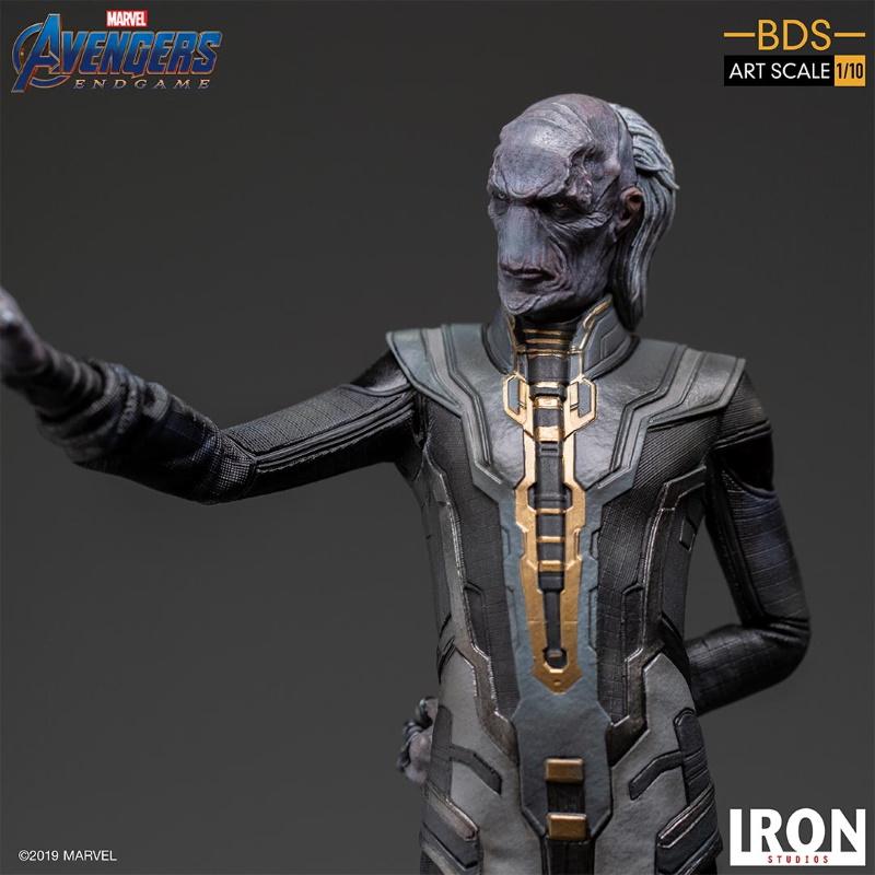 IRON STUDIOS : Avengers: Endgame - Ebony Maw Black Order BDS Art Scale 1/10  Ebony_20