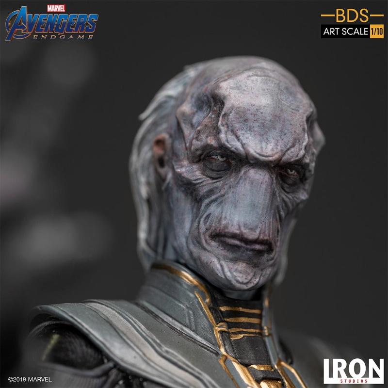 IRON STUDIOS : Avengers: Endgame - Ebony Maw Black Order BDS Art Scale 1/10  Ebony_21