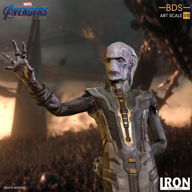 IRON STUDIOS : Avengers: Endgame - Ebony Maw Black Order BDS Art Scale 1/10  Ebony_22