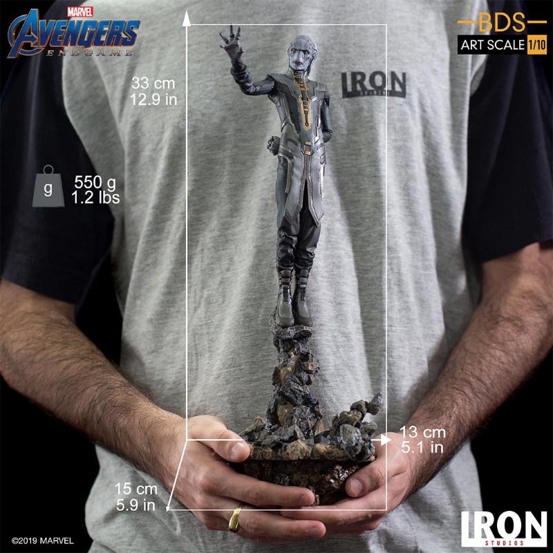 IRON STUDIOS : Avengers: Endgame - Ebony Maw Black Order BDS Art Scale 1/10  Ebony_23