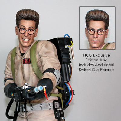 HCG - GHOSTBUSTERS : SPENGLER 1:4 Scale  Egon2011