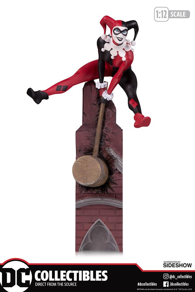 Harley Quinn - Batman Rogues Gallery Multi-Part 1:12 Statue Harley15