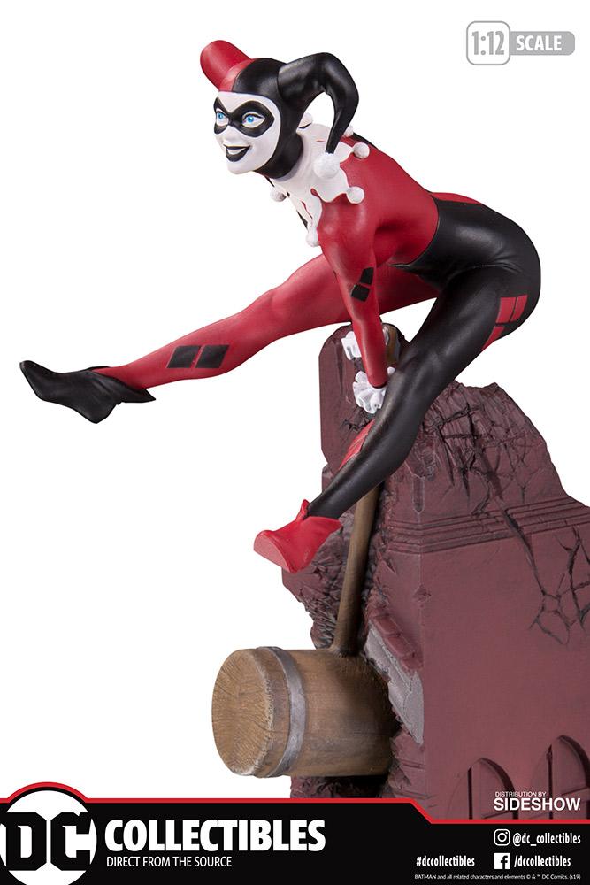 Harley Quinn - Batman Rogues Gallery Multi-Part 1:12 Statue Harley16