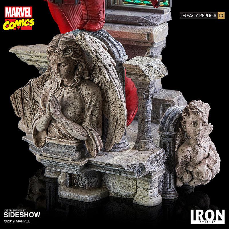 IRON STUDIOS : Daredevil Legacy 1/4th Scale Statue Iron-119