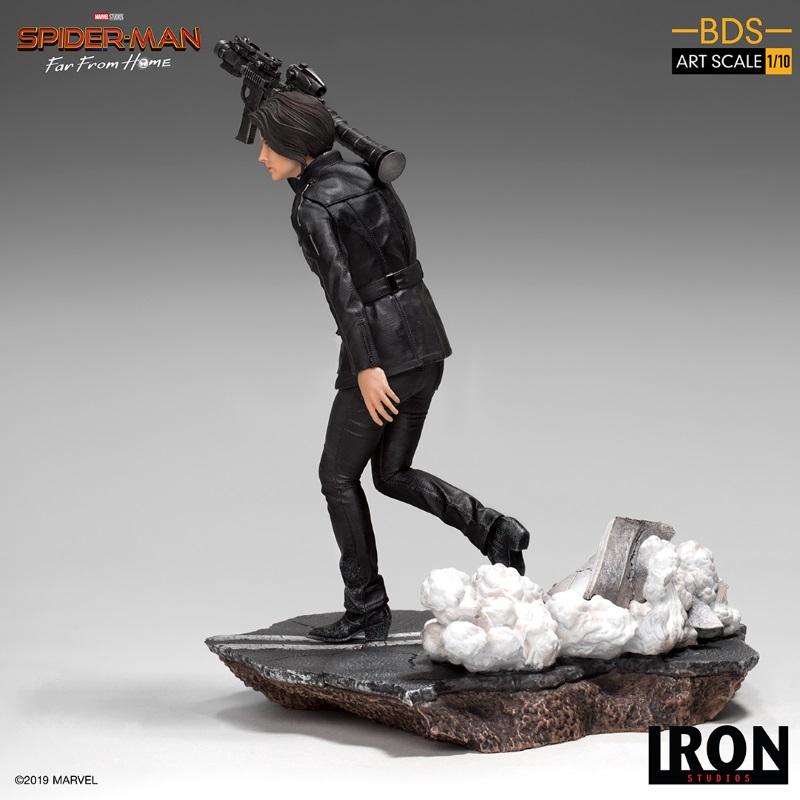 IRON STUDIOS : Spider-Man: Far From Home – Maria Hill 1/10 Statue Iron-181