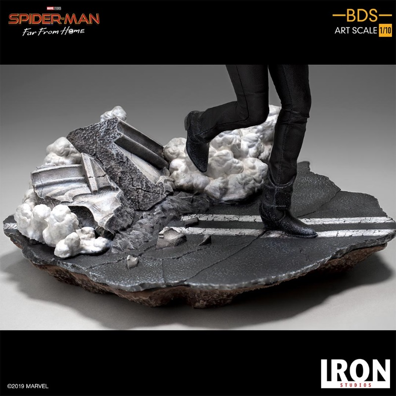 IRON STUDIOS : Spider-Man: Far From Home – Maria Hill 1/10 Statue Iron-183