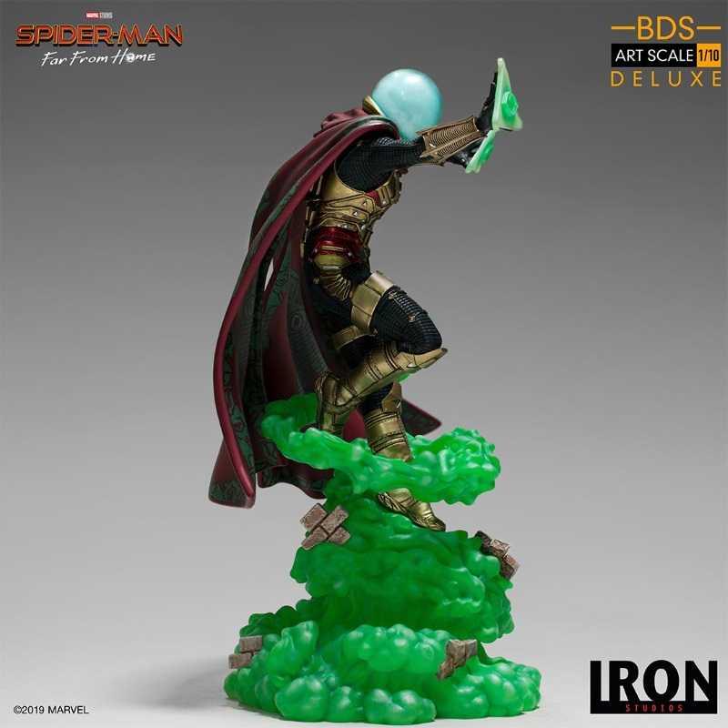 IRON STUDIOS : Spider-Man: Far From Home – Mysterio 1/10 scale statue Iron-200