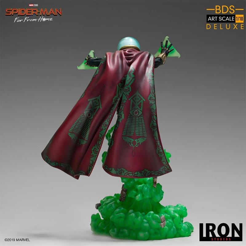 IRON STUDIOS : Spider-Man: Far From Home – Mysterio 1/10 scale statue Iron-201