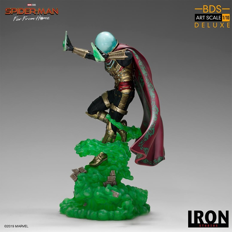IRON STUDIOS : Spider-Man: Far From Home – Mysterio 1/10 scale statue Iron-202