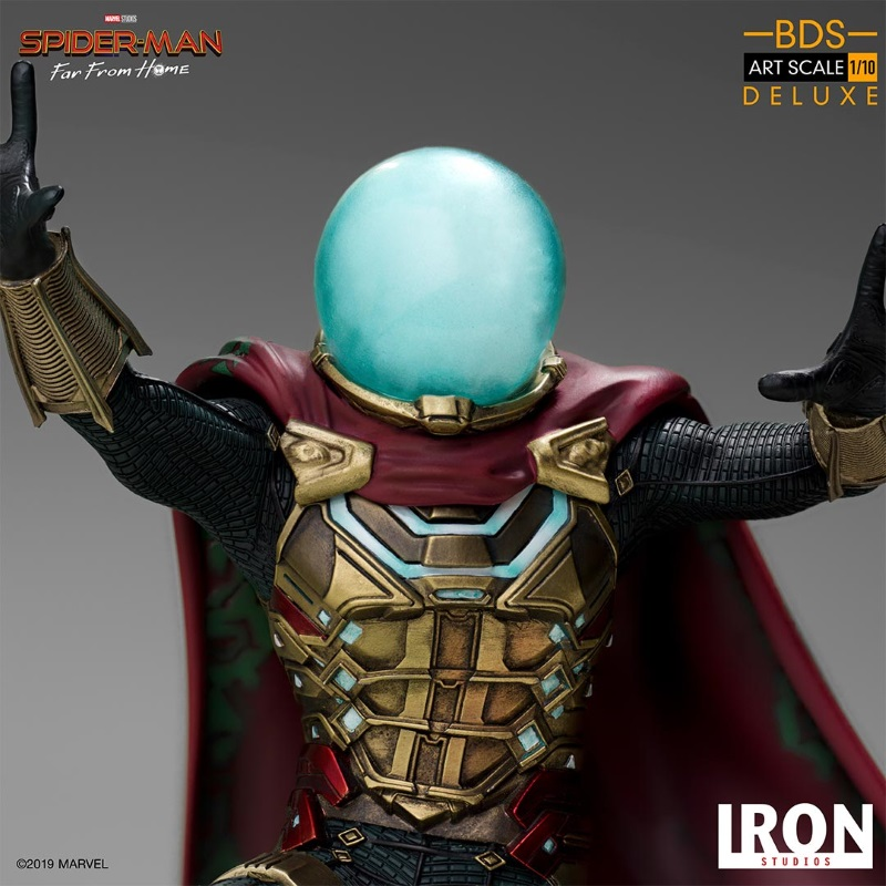 IRON STUDIOS : Spider-Man: Far From Home – Mysterio 1/10 scale statue Iron-203