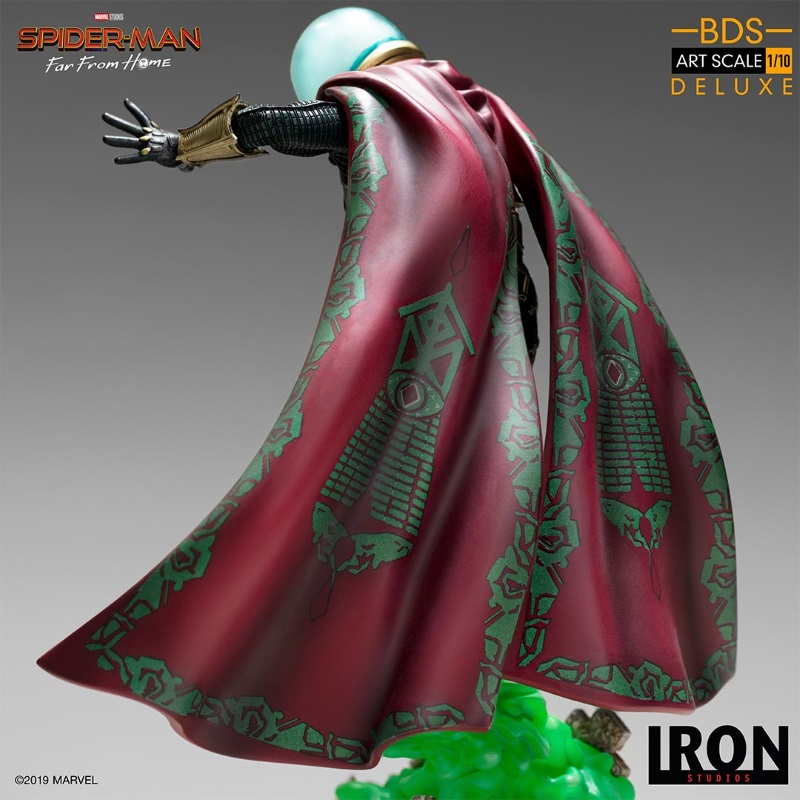 IRON STUDIOS : Spider-Man: Far From Home – Mysterio 1/10 scale statue Iron-204