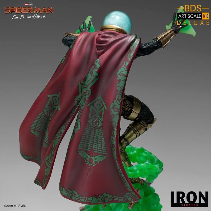 IRON STUDIOS : Spider-Man: Far From Home – Mysterio 1/10 scale statue Iron-207