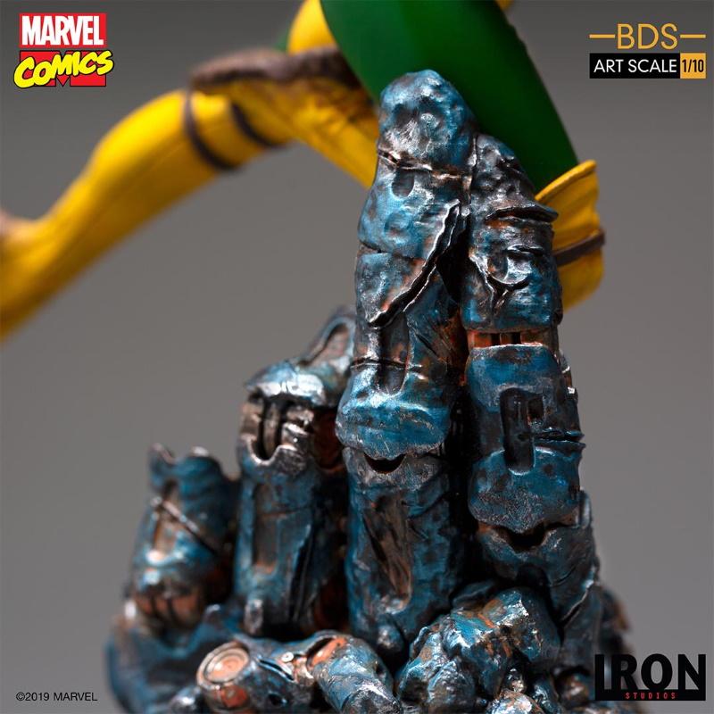 IRON STUDIOS : X-Men Battle Diorama Series Rogue 1/10 Statue Iron-242