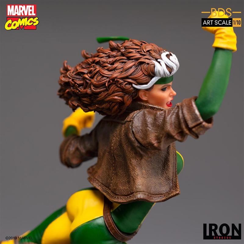 IRON STUDIOS : X-Men Battle Diorama Series Rogue 1/10 Statue Iron-243