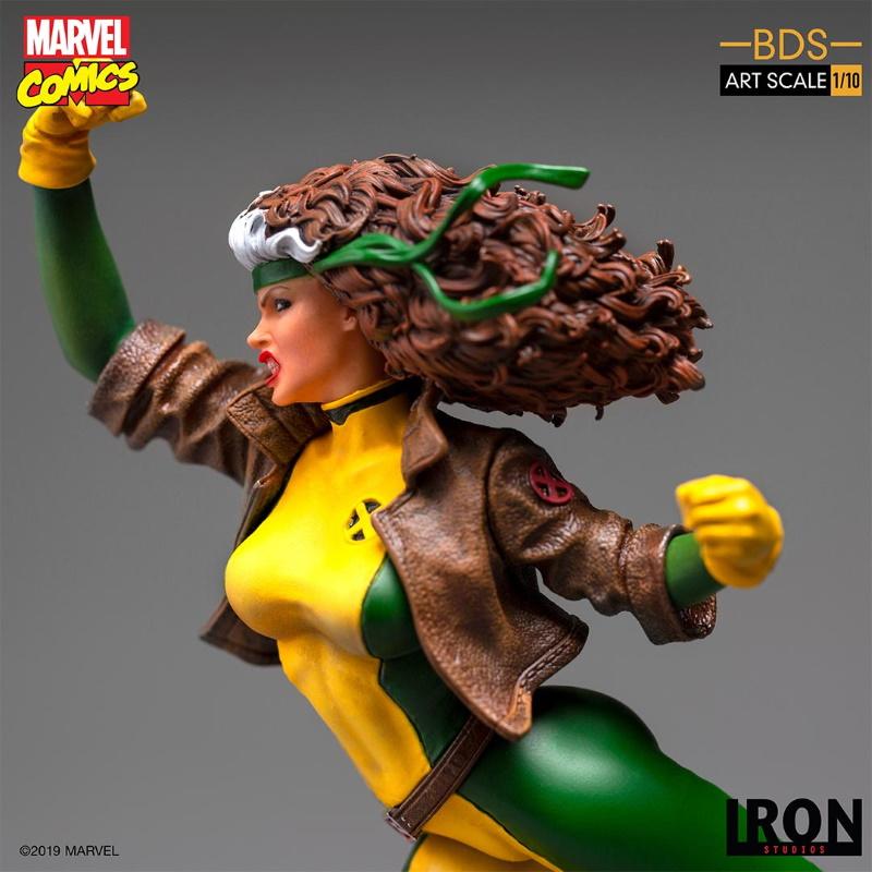 IRON STUDIOS : X-Men Battle Diorama Series Rogue 1/10 Statue Iron-244
