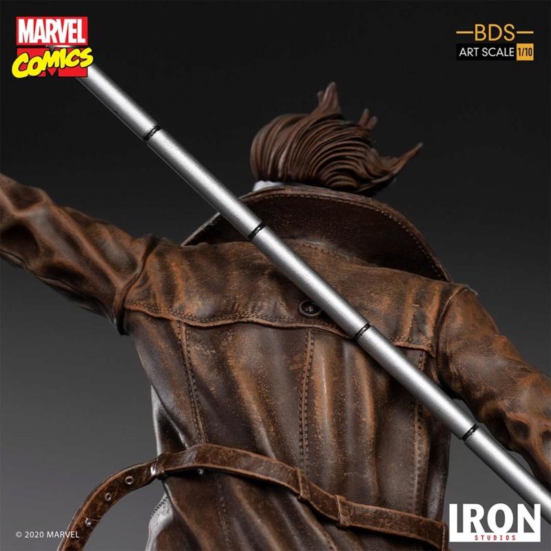 IRON STUDIOS : Gambit BDS Art Scale 1/10  Iron-348
