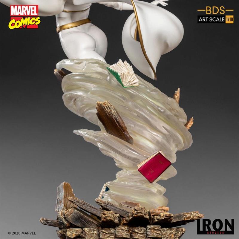 IRON STUDIOS : X-Men Battle Diorama Series Storm 1/10 Scale Statue Iron-437